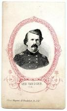 95x111.14 - General Van Dorn C. S. A., Civil War Portraits from Winterthur's Magnus Collection